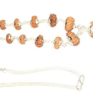 Indrakshi Mala - Collector Size - Java Beads