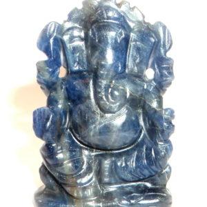 Ganesha (Blue Sapphire)