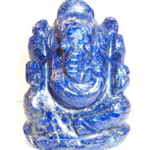 Ganesha (Lapiz Lazulli)