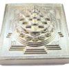 Maha Meru In Pure Silver