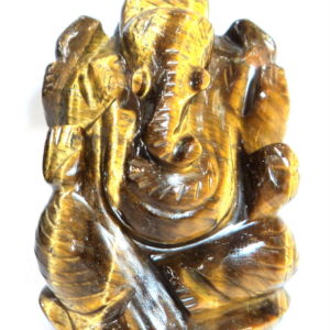 Ganesha (Tiger Eye)