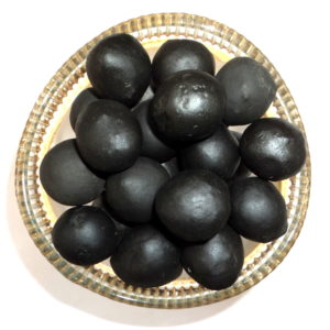 Set of Small Round Plane Shaligrams