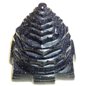 Blue SunStone Shree Yantra