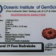 Lab Certificate